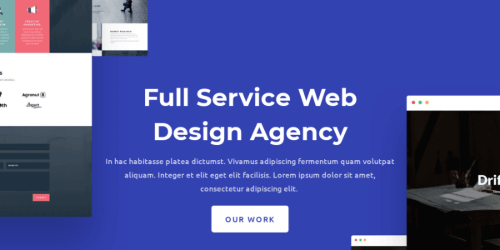 Free Web Agency Theme